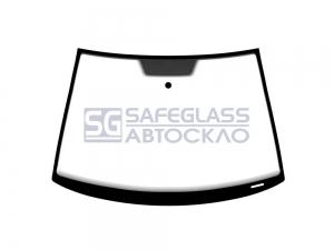 Лобовое стекло Volkswagen Polo (01 - 09)