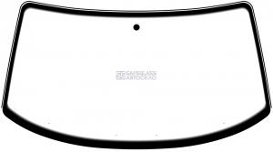 Лобовое стекло Volkswagen Transporter 4 (90 - 03)