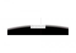 JCB 3CX 4CX Кабина P21 Вітрове з шовкографією