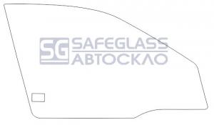 Переднее боковое Opel Vectra В (94 - 03)