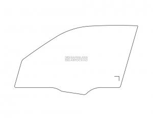 Переднее боковое Suzuki Grand Vitara (05 - ...)