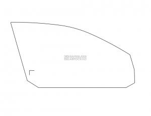 Переднее боковое Volkswagen Jetta (05 - 11)