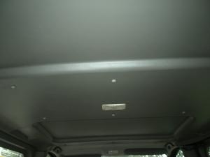 Уголок на потолок Opel Vivaro