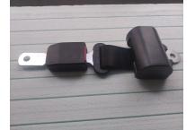 Ремінь безпеки автоматичний  2-х точечний чорний