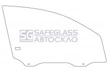Боковое (передний салон) Chevrolet Aveo 2 (T200) (02 - 06)
