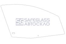 Боковое (передний салон) Ford Fiesta МК V 5 D (02 - 08)