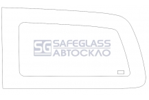 Боковое (задний салон) Hyundai H200 (97 - 08)