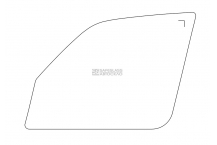 Боковое (передний салон) Chevrolet Niva (02 - ...)