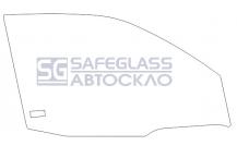 Переднее боковое Nissan X-Trail 5D (01 - 07)