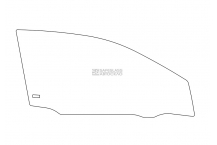 Переднее боковое Toyota Corolla (06 - 13)