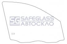 Боковое (передний салон) Hyundai Santa Fe (06 - 13)