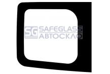Заднее стекло (заводская тонировка) Renault Trafic (01 - 13)