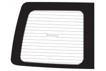 Заднее стекло Volkswagen Caddy (04 - 15)