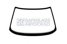 Лобовое стекло Audi 80 (87 - 94)