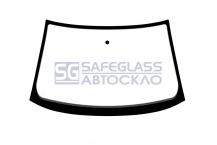 Лобовое стекло Audi A-4 (02 - 08)