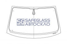 Лобовое стекло Audi A-4 (08 - ...)
