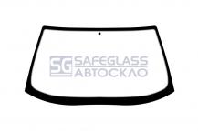 Лобовое стекло BMW 5 E34 (88 - 95)