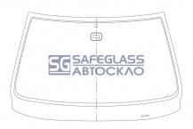 Лобовое стекло BMW 5 E39 (95-02)