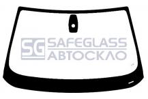 Лобовое стекло BMW 5  E 60/61 (03-09)