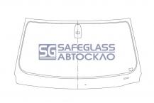 Лобовое стекло BMW 7 E65 (02 - 08)