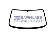 Лобовое стекло Chevrolet Aveo 2 (T200) (02 - 06)