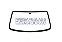 Лобовое стекло Chevrolet Aveo 3 (T250) (06 - 11)