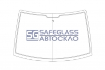 Лобовое стекло FIAT Scudo (96 - 06)