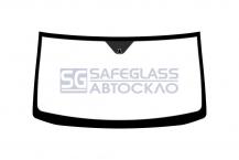 Лобовое стекло Fiat Doblo (00 - 10)