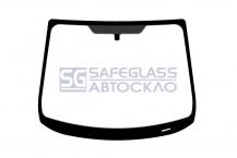 Лобовое стекло Ford Fiesta 4 3/5 D (08 - ...)