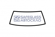Лобовое стекло Ford Festiva (87 - 93)