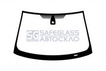 Лобовое стекло Ford Mondeo (00 - 07)
