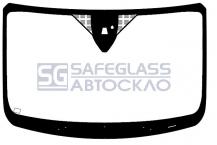 Лобовое стекло Ford Transit (Low) (14 - ...)