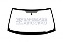 Лобовое стекло Honda CRV (02 - 06)