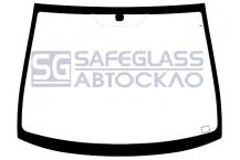 Лобовое стекло Hyundai Getz (02 - 11)