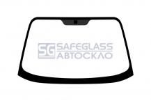 Лобовое стекло Hyundai Santa Fe (01 - 06)
