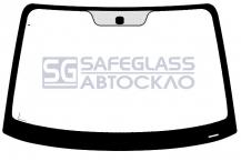 Лобовое стекло Hyundai Tucson (04 - 10)