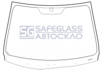 Лобовое стекло KIA Ceed 5D (06 - 12)