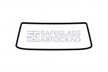 Лобовое стекло (тонированое) ВАЗ 2101-2107 (74 - 12)