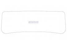 Вітрове без шовкографії UAZ 3151 Hunter 2003-