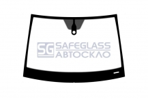 Лобовое стекло Mercedes W169 A (04 - 12)