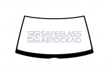 Лобовое стекло Mercedes W201 (85 - 93)