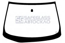 Лобовое стекло Nissan Teana J32 (08 - 14)