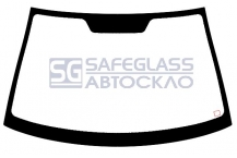 Лобовое стекло Nissan Almera N16 (00 - 06)