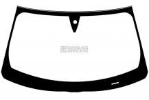 Лобовое стекло Infiniti FX 35/37/45/50 (09 - 13)