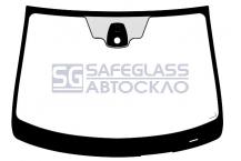 Лобовое стекло Nissan Quashqai (07 - 13)