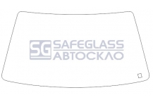 Лобовое стекло Opel Kadet D (79 - 84)