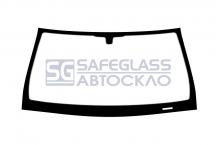 Лобовое стекло Opel Astra H 5D (04 - 10)