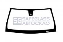 Лобовое стекло Opel Astra H (04 - 07)