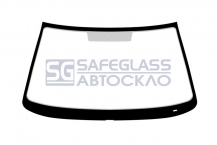 Лобовое стекло Peugeot 206 (98 - 06)