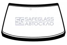 Лобовое стекло Peugeot 605 (89 - 99)